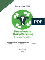 LCA Bæredygtigt Mælk