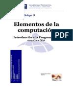 Elementos de La Computación Práctica