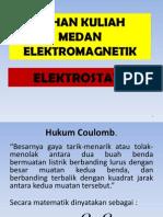 5. Elektrostatis