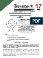 Tema 17 La Eucaristia PDF
