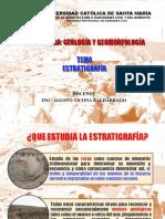 Capitulo i - Estratigrafia 2014