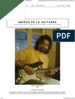 Amigos de La Guitarra_ Uso de Escalas Pentatónicas