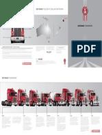 KW T680 | Seat Belt | Traffic Collision