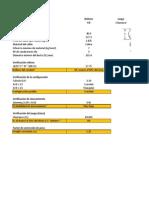Cálculo fuerza tensión de jalado  cables
