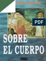 Sobre El Cuerpo. Martini, Carlo María