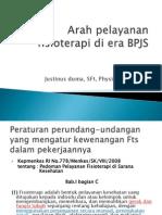 Arah Pelayanan Fisioterapi Di Era BPJS