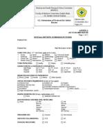 Checklist EC Dengan Subyek Manusia 1