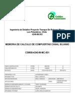 CSM08-4240-M-MC-M001