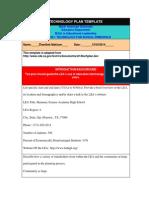 educ 5321-technology plan template1