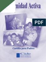 Cartilla Para Padres. Paternidad Activa (2002)