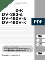 310797954DV393SOperatingInstructions Pioneer