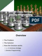 chess programming ga