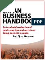 The Japanese Business Handbook