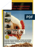 Pedoman Produksi Dan Penanganan Daging Ayam Yang Higienis_small