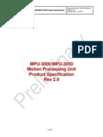 PS-MPU-3000A