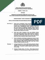 Peraturan Kadivkum 3 Th 2011 - Manajemen Mutu