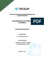 Informe Diferencial