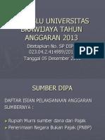 Presentasi PNBP