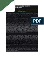 Punto Para El Trabajo Colaborativo 2 EpistemiologiaANTROPOLOGÍA