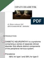 Dr.shinta Neuropati Diabetik