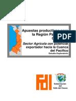 Cartilla  Agropecuarias Para La Región Pacífico 2011 2