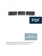 AG Cisco Sx500 Es-MX