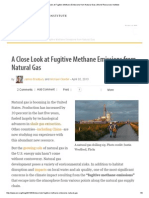 A Close Look at Fugitive Methane Emissions From Natural Gas _ World Resources Institute