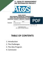 Atos Case Study