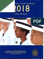 2018 Class Portrait