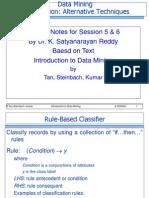 BITS-WASE-Session 5 & 6 DATA Mining Section I