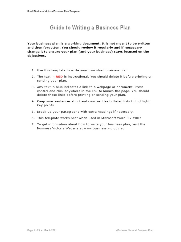Guide to writing a business plan competition strategic management cheaphphosting Image collections