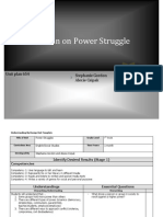 power struggle unit plan 654 2014