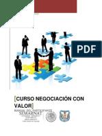 Manual Curso Negociacion Valor10 Horas
