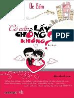 Co Can Lay Chong Khong - Uc Cam