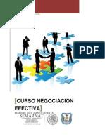Manual Curso Negociacion Efectiva