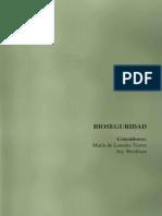 Políticas y Plan de Acción de Bioseguridad