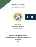 Resume Nebuliser Dan Suctioning