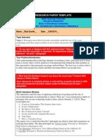 research assignment 1 -week 4 gurlek