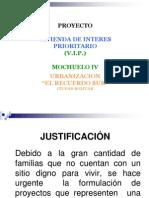 Presentacion - Proyecto Recuerdo Sur - Ciudad Bolivar