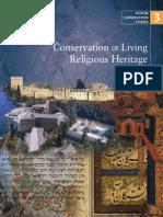 ICCROM ICS03 ReligiousHeritage