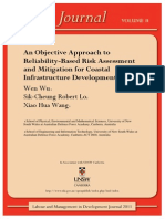 reliability based risk assesment of coastal structures