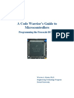 A Code Warrior's Guide to Microcontrollers
