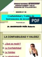 SESION-6-Confiabilidad y Validez de Instrumentos de investigacion.pdf