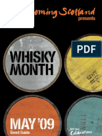 Whisky Month 2009