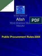 Presentation PPR 2004 7 Jan 2007