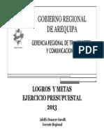 Gerencia Regional de Transportes y Comunicaciones