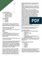 Resumen Antimicrobianos, farmacología