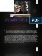 INIMPUTABILIDAD