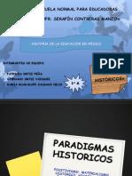 paradigmas historicos
