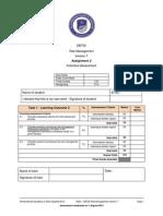 DB702 Learner Assessment 2 Risk Management